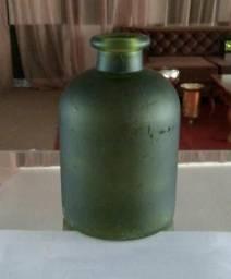 Vaso decoração verde