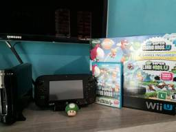 Nintendo Wii U Desbloqueado Deluxe edition