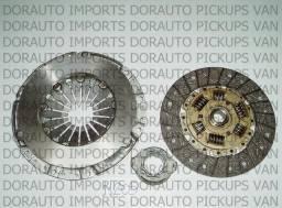 Kit embreagem c/rol besta 2.2/sportage 2.0 2.2 d/k2400 225mm/22 estr