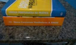 Por motivos de viagem vendo estes livros. Para acadêmico e quem estuda para concurso