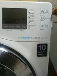 Maquina de lavar e secadora