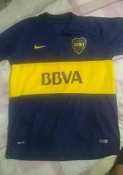 Camisa Boca Junior - modelo 2015