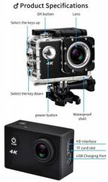 4k Full Hd Camera Action Com Wifi