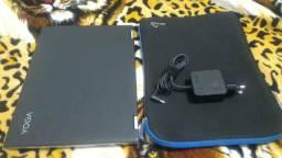 Notebook lenovo core i7 7°g. 8gb hd de 1tera 1.000gb