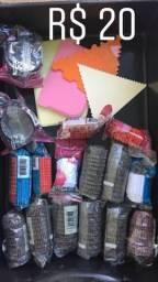 Caixinhas para doces e raspador