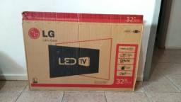 Vendo televisão Led LG 32 polegada