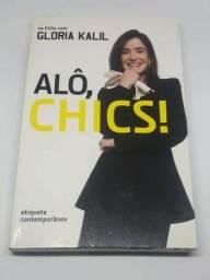 Livro Alô, Chics!