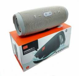 Caixa De Som Jbl Charge 3 Cartão Sd Fm Mini Bluetooth