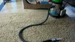 Limpeza de sofa a seco, tapetes e cortinas