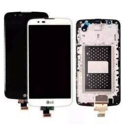 Tela Touch Display Lcd Lg K10 K430 Tv Com Ci