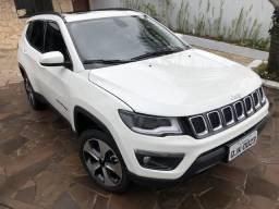 Jeep Compass,4x4, diesel, teto solar - 2018