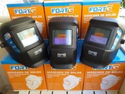 Mascara de Solda auto escurecimento fixa tonalidade 11 automática FG4000 - FortG  Pro aeba176b83