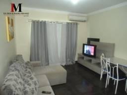 Alugamos apartamento mobiliado com 3 quartos