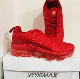 bd5c0c61156 Tenis masculino Nike Vapormax plus Original top de linha Promocao!