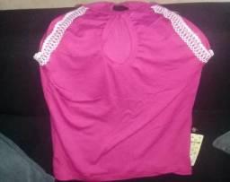 Combo com 3 blusas