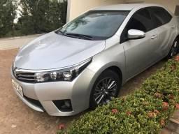 Corolla XEi 16/17 prata - 2017