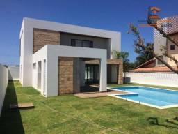 Casa com 4 Suites à venda Cond Canto do Sol em Guarajuba Camaçari, Bahia