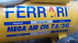 Compressor de ar de 7,5