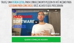 Usado, Curso de Analista de Hardware, Software e Redes comprar usado  Cachoeirinha