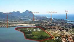 Terreno a venda Alphaville Barra da Tijuca