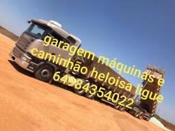 Scania R 440 + Rodo Caçamba