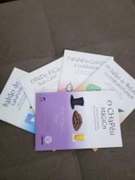 Livros Fábulas de Gunter