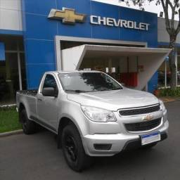 CHEVROLET S10 2.8 LS 4X4 CS 16V TURBO DIESEL 2P MANUAL - 2015