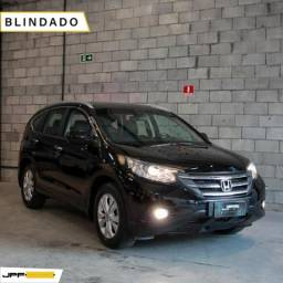 Honda CR-V EXL 2012/2012 Blindada - 2012