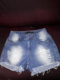 Vendo essa bermuda jeans 40 reais