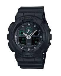 Relógio Casio G-Shock GA-100MB-1ADR