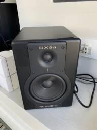 Jogo caixa M-Audio monitor