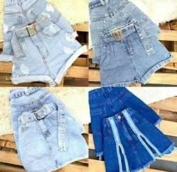 Shorts jeans apartir de 17.99