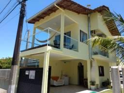 Sobrado,casa e apartamento a 50mts da praia Enseada c/ar e internet