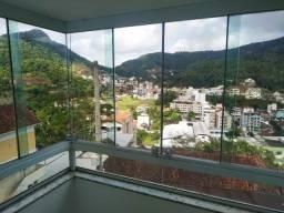 Apartamento 3 QTS no centro de Domingos Martins