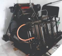 Impessora Tipografica Grafo Press