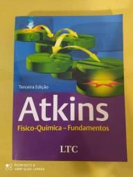 Título do anúncio: Físico-Química - Fundamentos (Atkins)