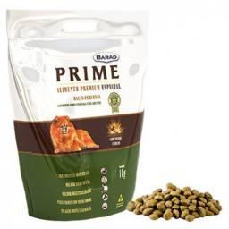 Ração Barão Prime Especial Cão Pequeno Porte 15 kg - (Sem Corantes)