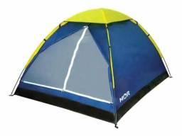 Barraca Camping Tenda Iglu 4 Pessoas Mor Praia Acampamento comprar usado  Curitiba