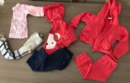 Lotinho de roupas menina 1
