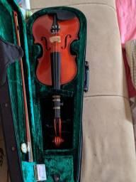 Violino Michael semi novo bem conservado.