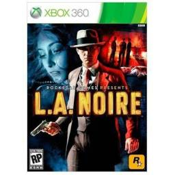 L.a. Noire Orig. Xbox 360; Jogo Perfect Dark Zero Orig. - Xbox-360; Disco comprar usado  Sorocaba