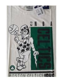 Camiseta NBA Camisa Boston Celtics Box Wins 1946 Masculina - Off White comprar usado  Rio de Janeiro
