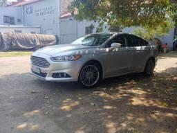 Ford Fusion 2 dono impecavel 42 mil entrada mais 650 parcela