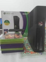 Xbox 360 completo usado
