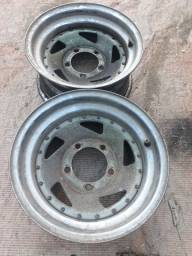 Vendo rodas de f 1000 aro 15