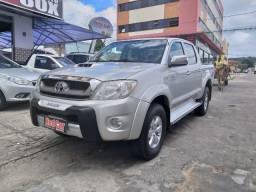 Toyota Hilux - SRV - 4x4 - 2009/2009 - Diesel