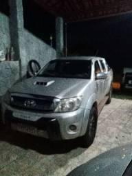 Toyota Hilux srv 3.0 automática