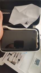 Nintendo 3ds cosmo black com bolsa,sem caixa