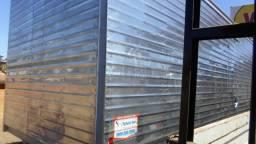 Bau Aluminio 8,00 Mts 5 Portas