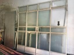 Porta portão janela ferro coronel Fabriciano MG